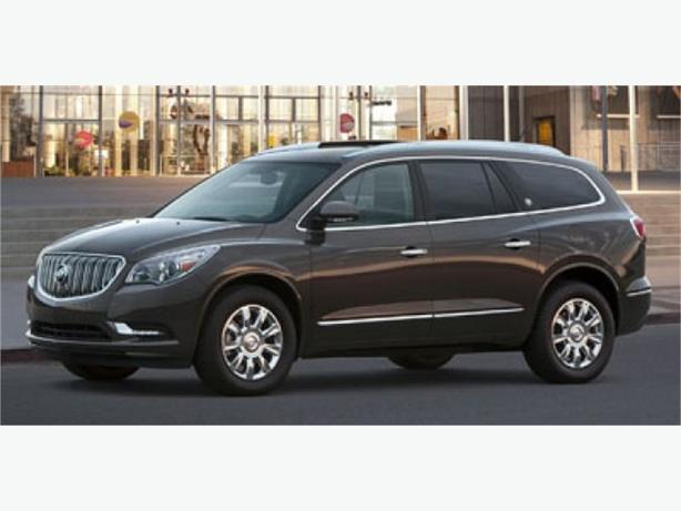 2014 Buick Enclave Premium AWD w/ Back-Up  Camera and Side Blind Zone Alert