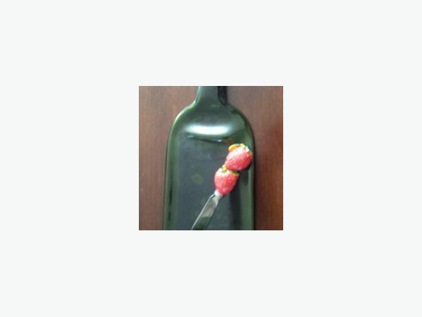 Wine Bottle Server