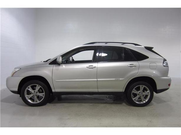 2007 lexus Rx 400h SUNROOF/LEATHER/PWR LIFTGATE