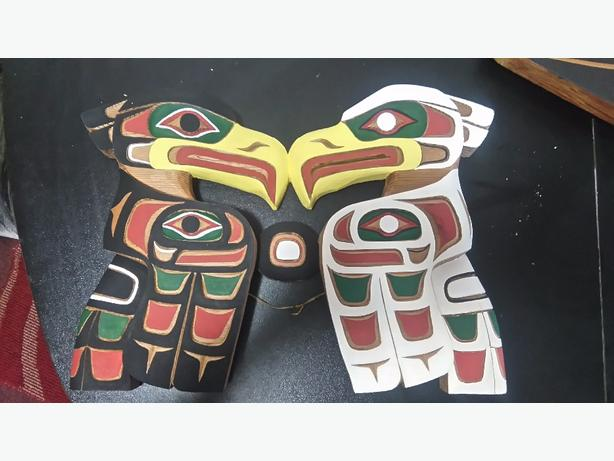 native carvings