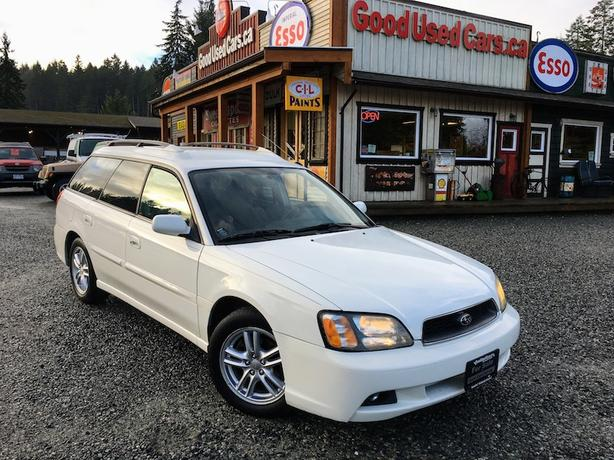 2004 Subaru Legacy Wagon AWD, Low KMs