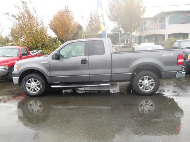 2006 Ford F150 XLT SuperCab  4WD Pickup