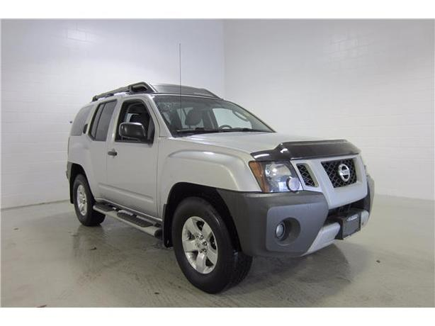 2010 NISSAN XTERRA OFF ROAD 4X4 89,629KM ALLOYS!