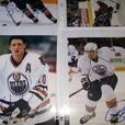 Edmonton Oilers autographed 8x10 photos