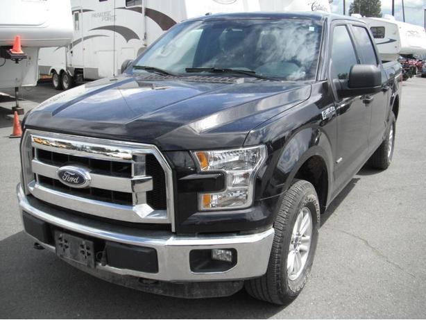 2015 Ford F-150 XLT SuperCrew Short Box 4WD