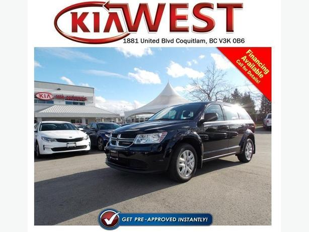 2016 Dodge Journey CVP/SE Plus