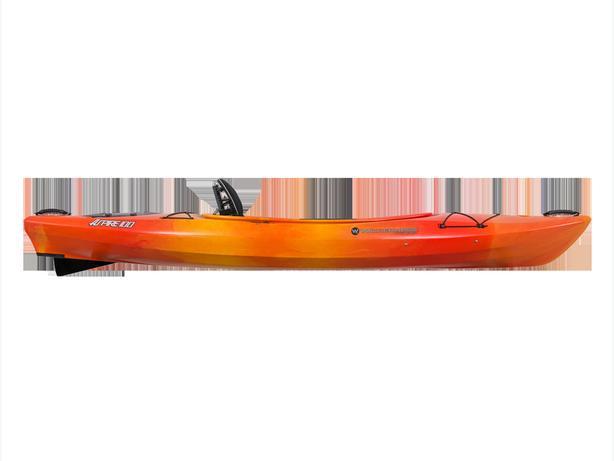 Wilderness Aspire Kayak - Orange
