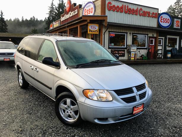2006 Dodge Grand Caravan - Dual Stow 'n Go! Low KM!
