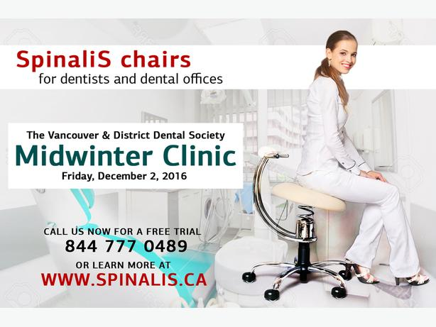 Midwinter Clinic by Vancouver & District Dental Society
