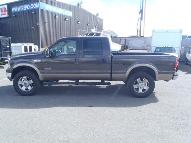 2006 ford f 350 lariat crew cab short box diesel outside comox valley courtenay comox mobile. Black Bedroom Furniture Sets. Home Design Ideas