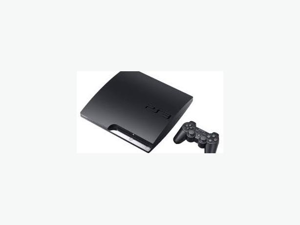 Playstation 3 slim model!!