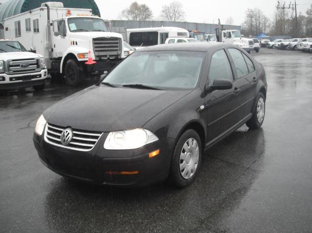 2008 Volkswagen Jetta GLX
