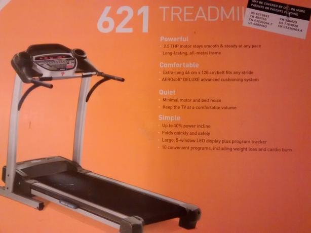 Tempo 621 Treadmill