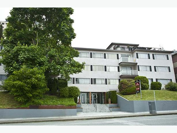 Avail. Jan  Cute  1 bedroom New Westminster Royal Ridge Apartments