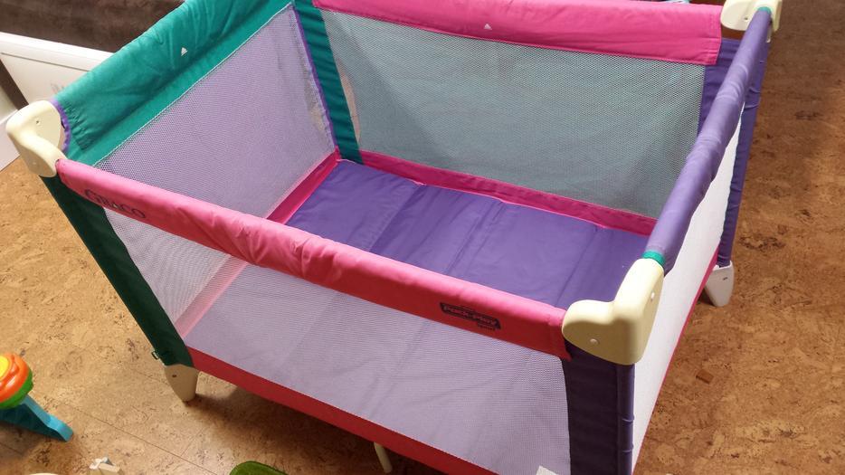 Portable Crib Cedar Nanaimo Mobile