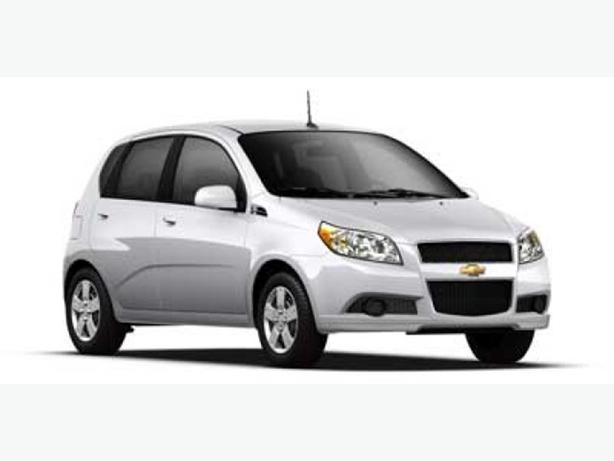 2010 Chevrolet Aveo LT Team Canada Edition w/ Sunroof