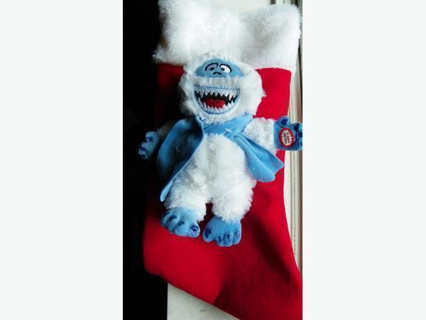 Christmas Stocking Stuffer Abominable Snowman