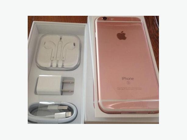 NEW Rose Gold ^6S 64GB 10/10