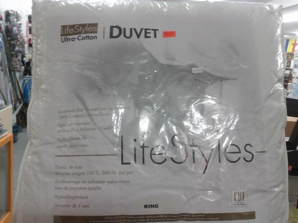 King Duvet