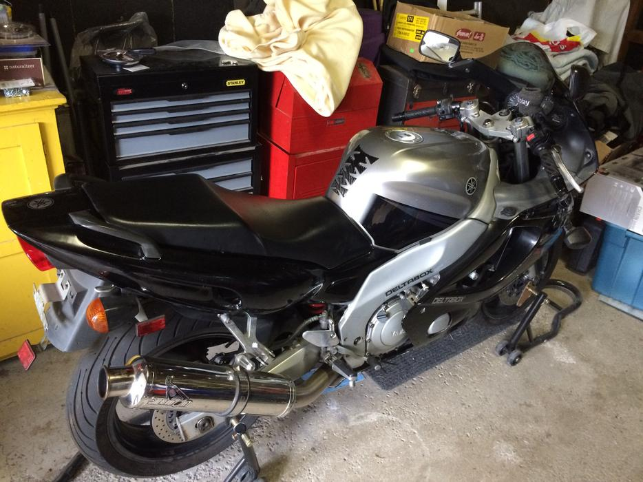 1996 yzf600r needs new home orleans  ottawa