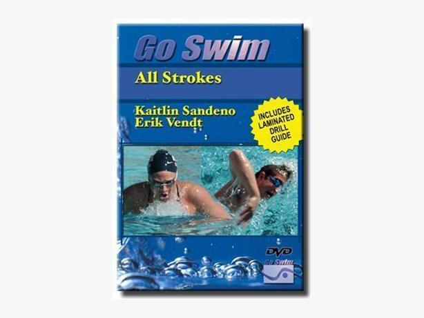 DVD - GO SWIM ALL STROKES