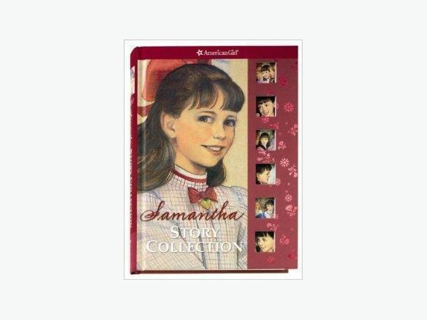 BOOK - AMERICAN GIRL SAMANTHA STORY COLLECTION - NEW