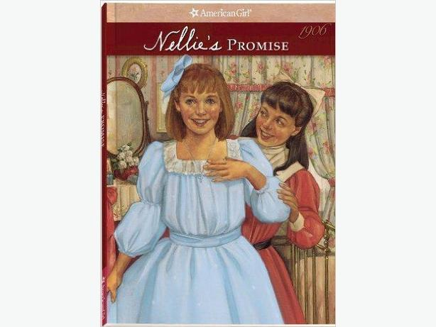 BOOK - AMERICAN GIRL NELLIE'S PROMISE - NEW