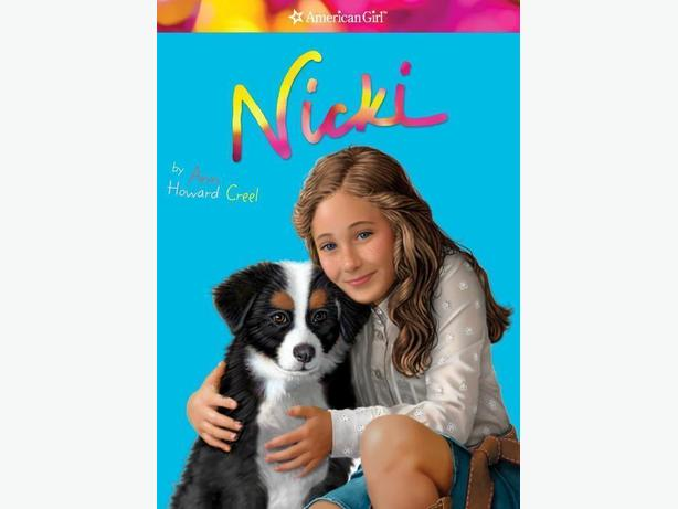 BOOK - AMERICAN GIRL NICKI - NEW