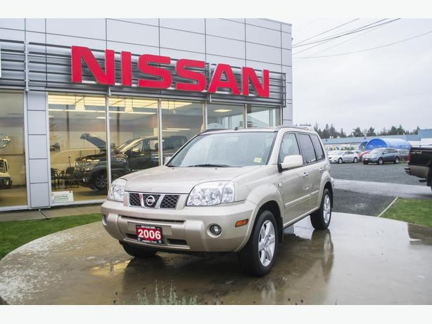2006 NISSAN X-TRAIL LE | 4X4 | LEATHER