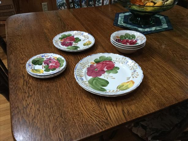 Belle Fiore China by Simpson