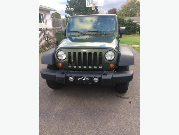 2007 Jeep Wrangler X Unlimited Great Shape