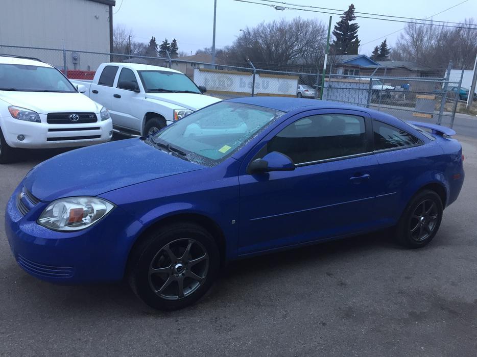 2008 Chevrolet Cobalt Lt Coupe 2 Door Low Kms North