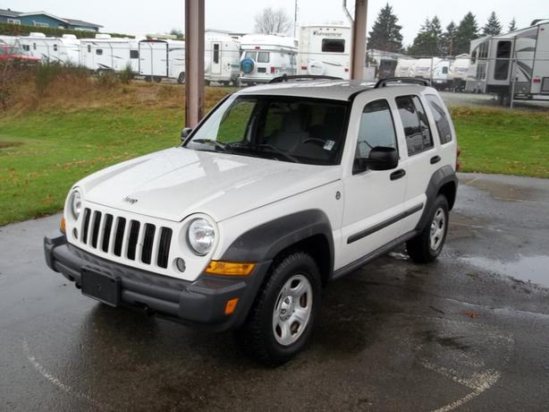 2006 JEEP LIBERTY 4X4-CALL HART AT 250 724 3221
