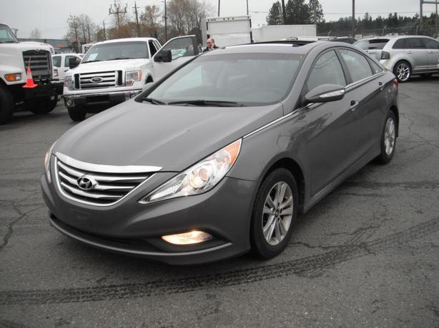 2014 hyundai sonata gls outside comox valley campbell river. Black Bedroom Furniture Sets. Home Design Ideas