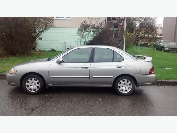 Nissan Sentra Excellent shape Low mileage