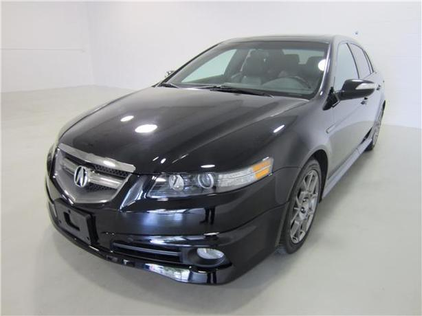 2007 ACURA TL TYPE S NAVIGATION/AUTOMATIC/LOCAL VEHICLE