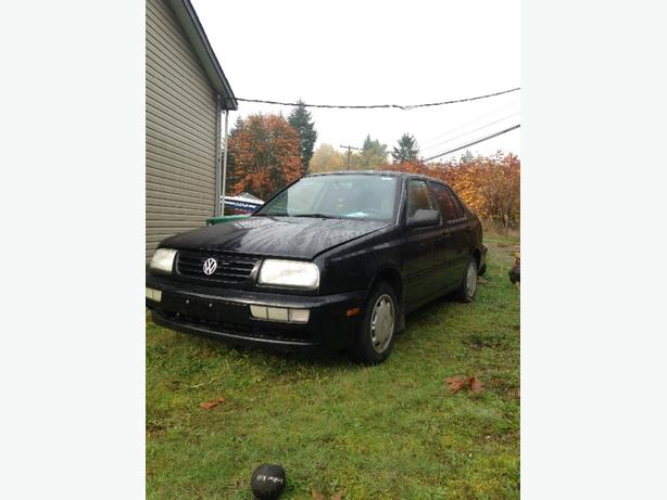 98 vw jetta parts car