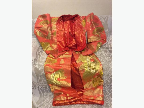 Japanese Wedding Robe