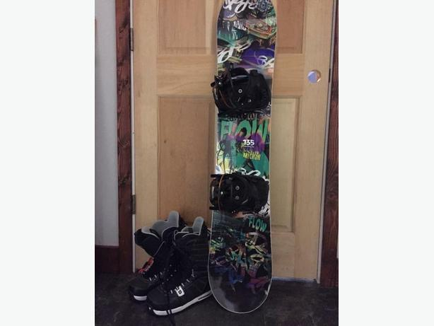 Youth Snow Board
