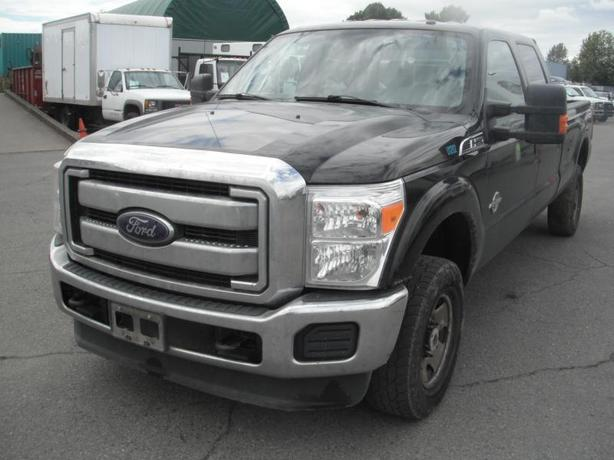 2012 Ford F-350 Sd XL Crew Cab Long Box 4WD Diesel