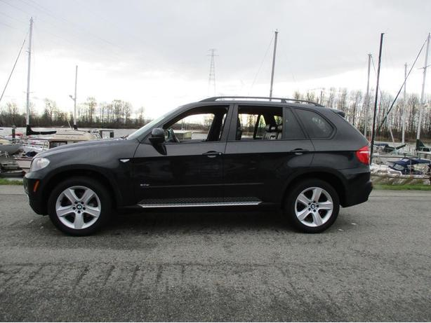 2008 BMW X5 AWD 3.0si Local,No Accident,7 Pass,Navigation,Low Kms