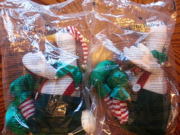 Christmas stuffies