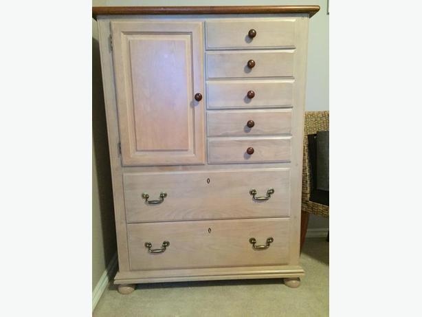High boy dresser