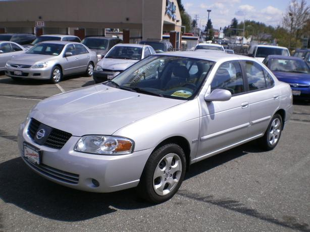 2006 Nissan Sentra Special Edition, 111000 km,