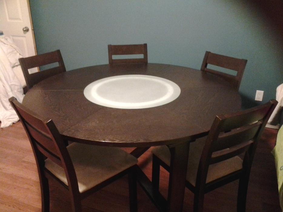 Dining Room Table With 5 Chairs South Nanaimo Nanaimo