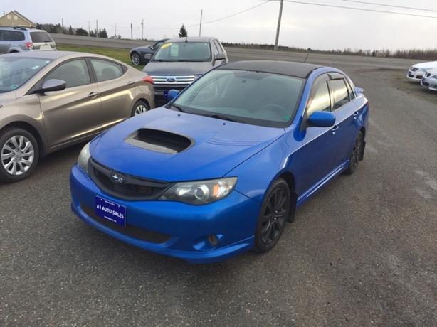 2008 Subaru Impreza WRX AWD