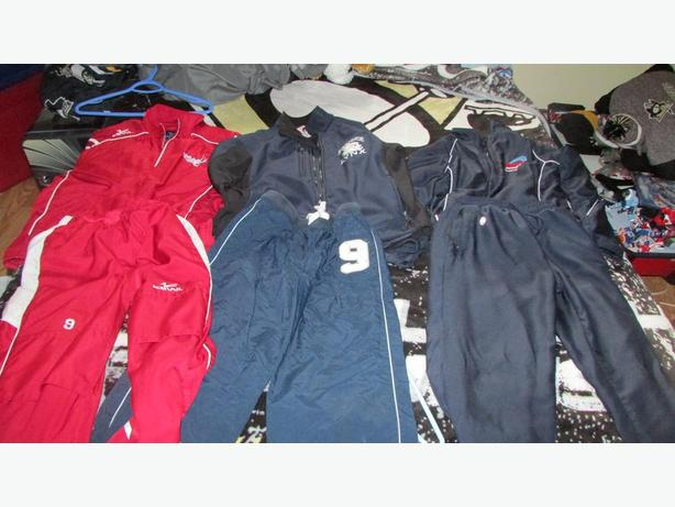Hockey Track Suits