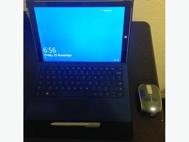Microsoft Surface Pro 3 256g