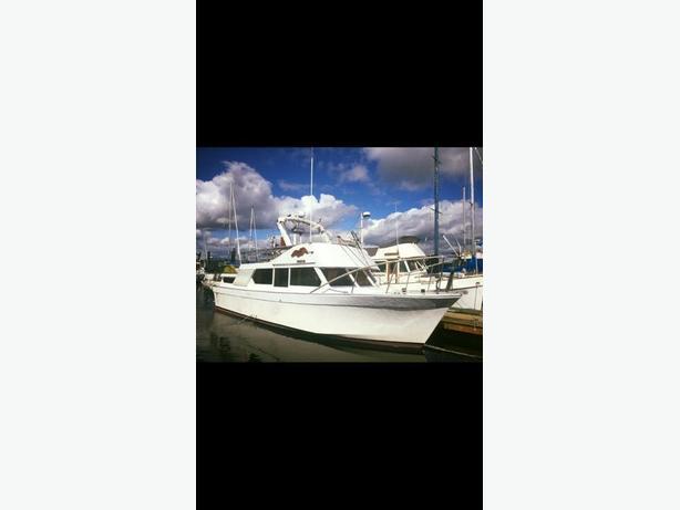 36 foot pelagic trawler