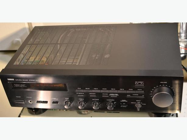 Yamaha rx 350 stereo receiver amplifier amp japan near for Yamaha amplifier receiver